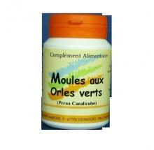 MOULES AUX ORLES VERTES