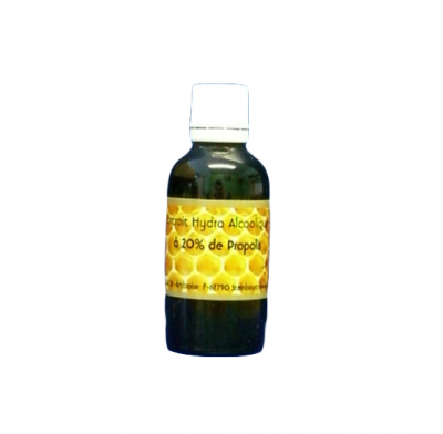 PROPOLIS EXTRACT to 20%