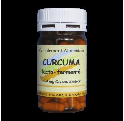 CURCUMA LACTO-FERMENTE