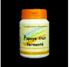 PAPAYE FRUIT fermentée