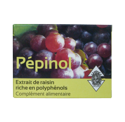 PEPINOL 60 Kaps. in Blister