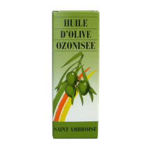 HUILE D'OLIVE OZONISEE 100ml